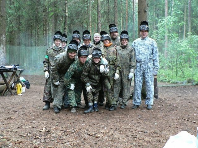 ;Zagreb Paintball